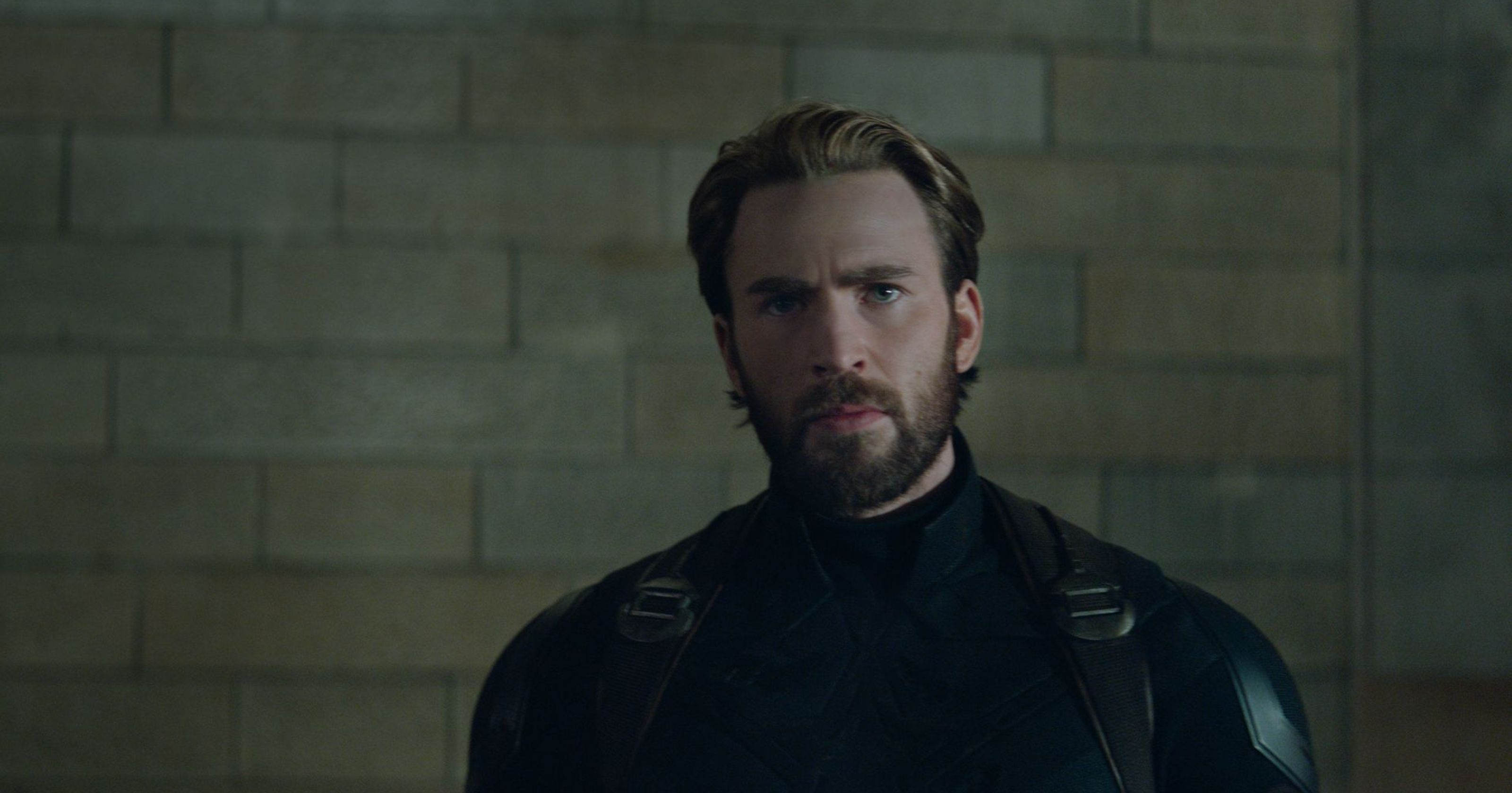Avengers Chris Evans spills on Captain Americas dangerous beard 3200x1680