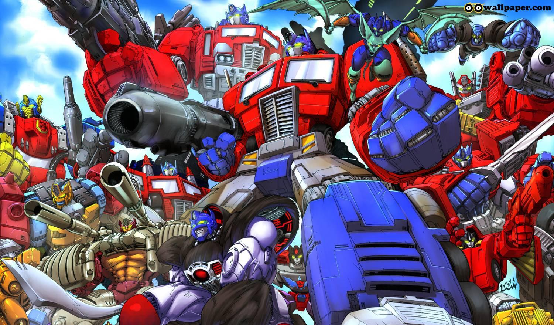 Transformers Cartoon Wallpaper Pictures 1500x879