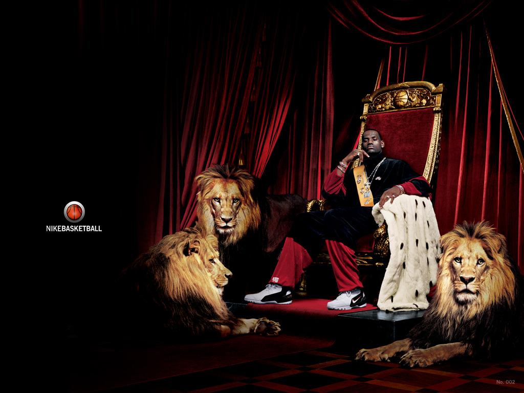 Lebron James Nike Wallpaper Wallpapersafari