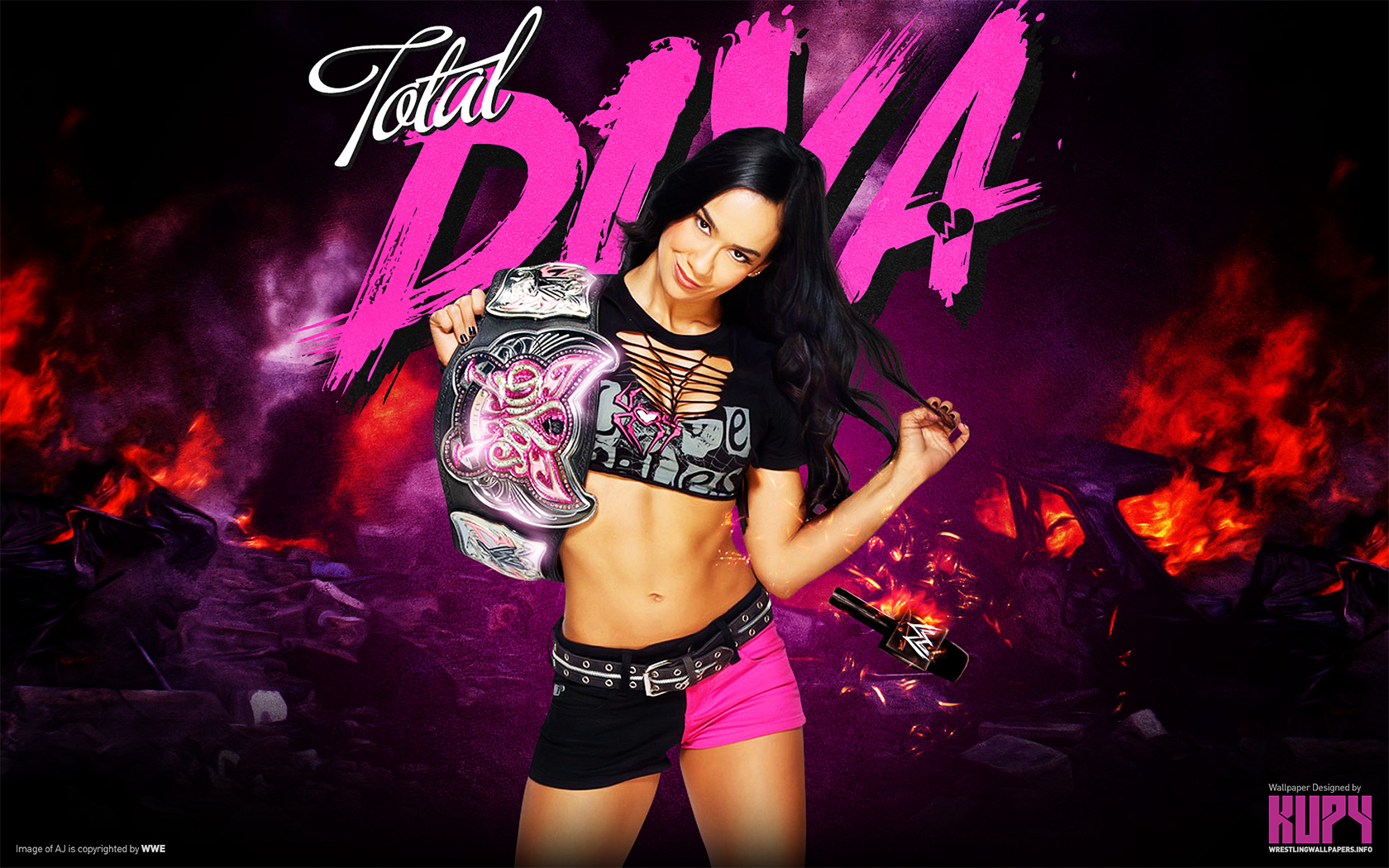 WWE Total Divas Wallpaper   HD Wallpapers Backgrounds of Your Choice 1680x1050