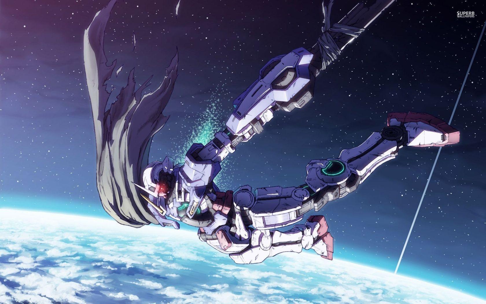Gundam Exia Wallpapers 1680x1050
