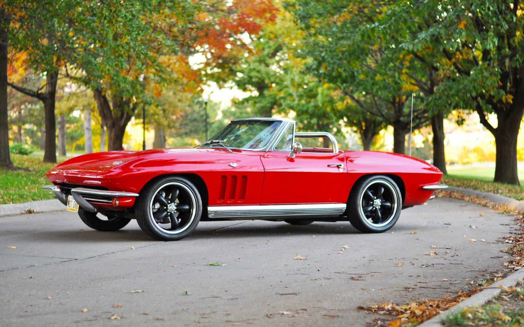 Corvette Stingray 1969 >> Corvette C3 Wallpaper - WallpaperSafari
