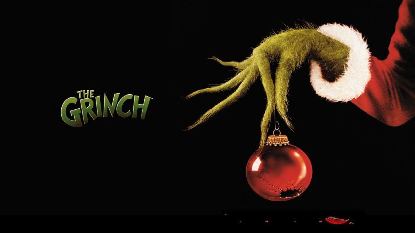 Best 55 Grinch Wallpaper on HipWallpaper Grinch Cartoon 1366x768