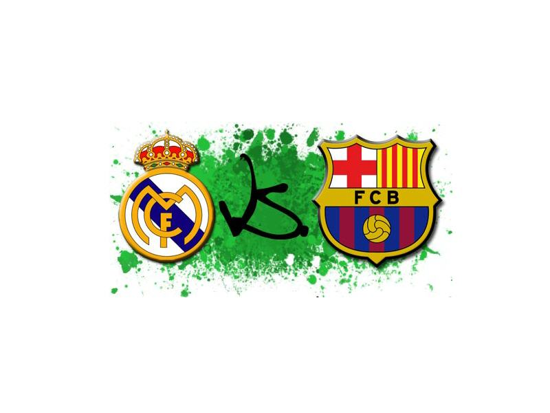 Real Madrid vs Barcelona Real Madrid vs Barcelona wallpaper Real 800x600