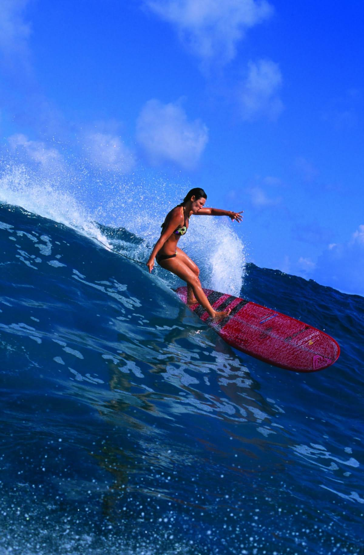 Girl Surfing Photos and Video   XarJ Blog and Podcast 1200x1828