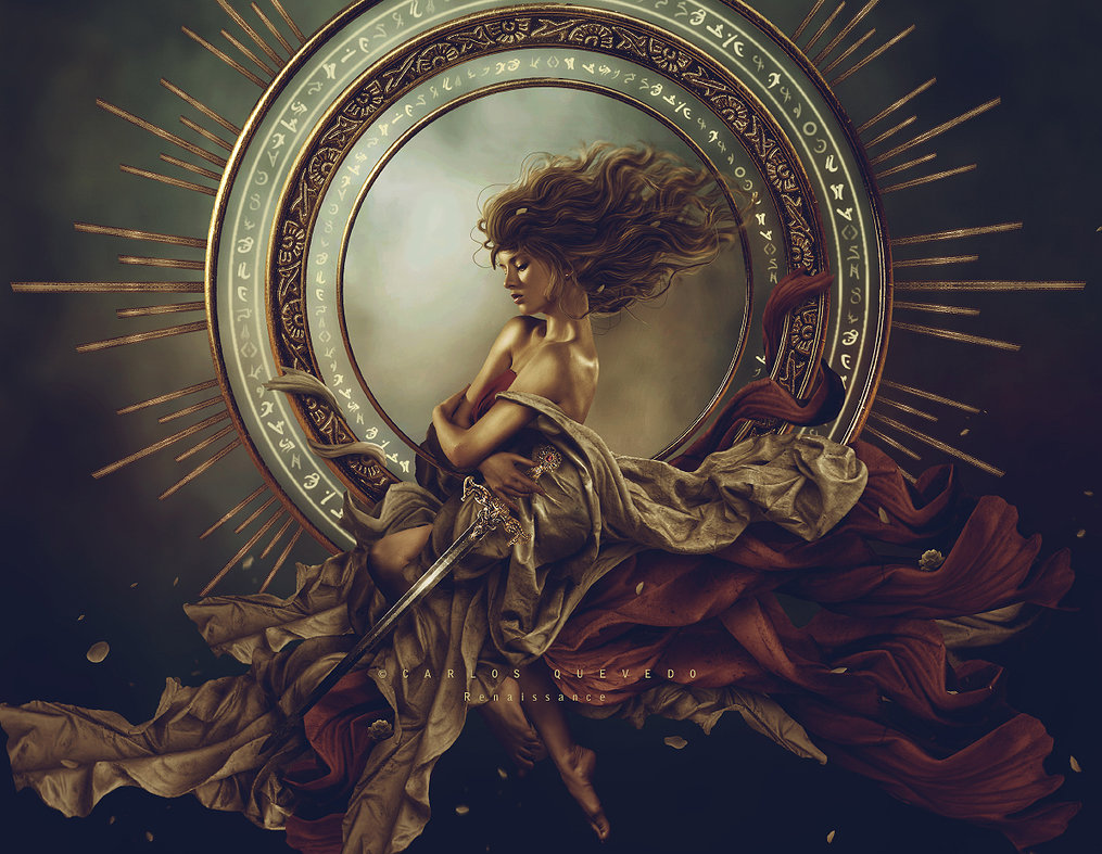 Renaissance by Carlos Quevedo 1015x787