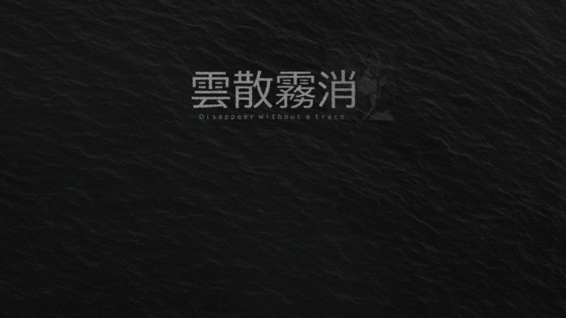 Black Aesthetic Desktop Wallpapers   Top Black Aesthetic 1920x1080