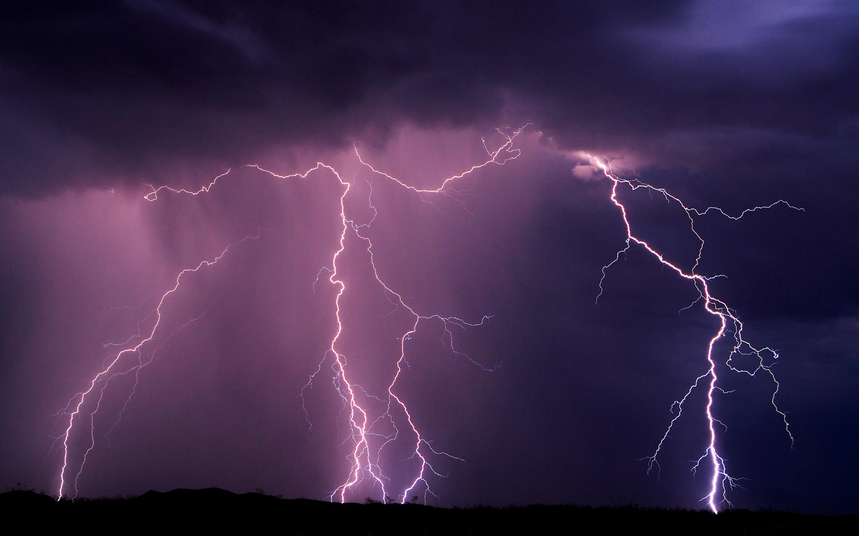 Storm Lightning Wallpaper 1440x900 Storm Lightning 1440x900