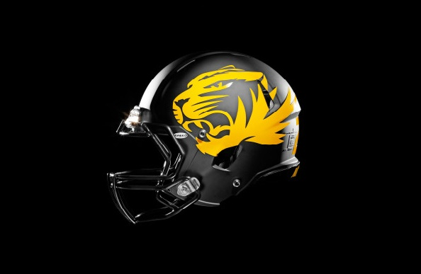 Missouri Football abandons the block M Replaced with Tiger Logo 594x387