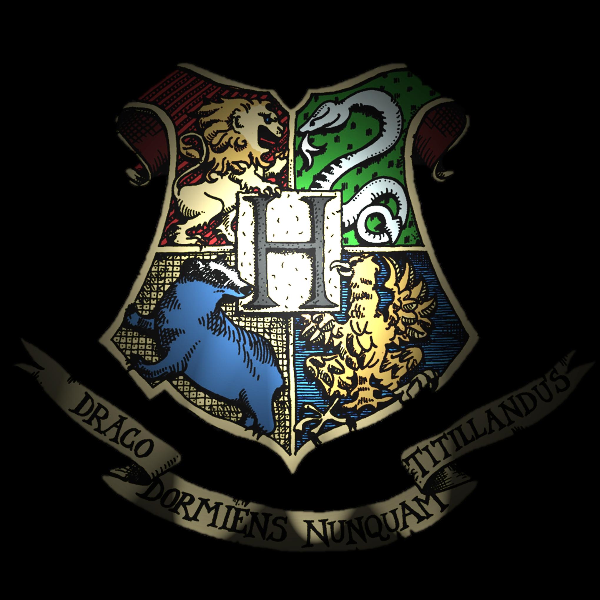 Harry Potter Hogwarts Crest Wallpaper Harry potter fans can now 2039x2039