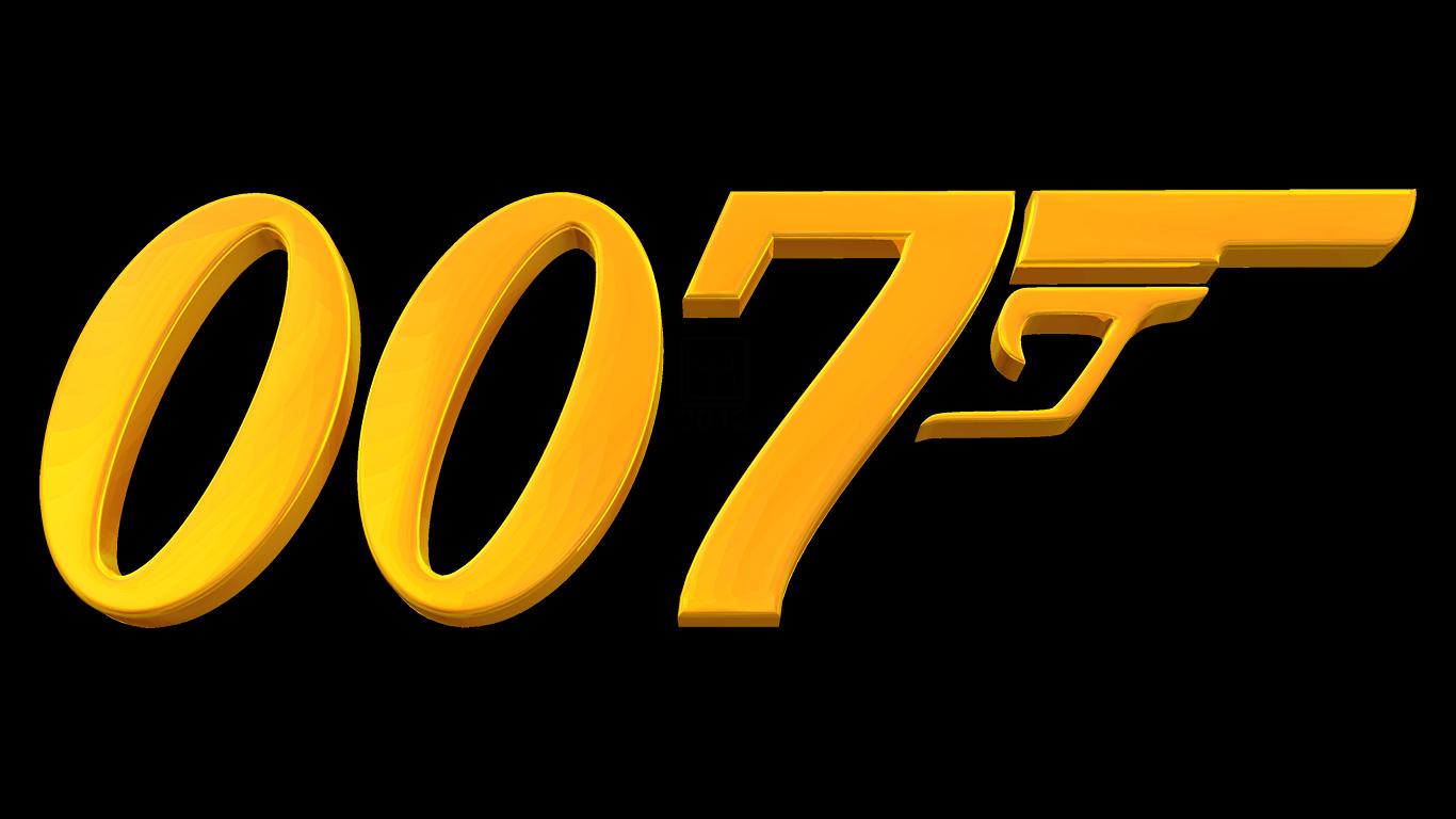 James Bond 007 3D Symbol WP by MorganRLewis 1366x768