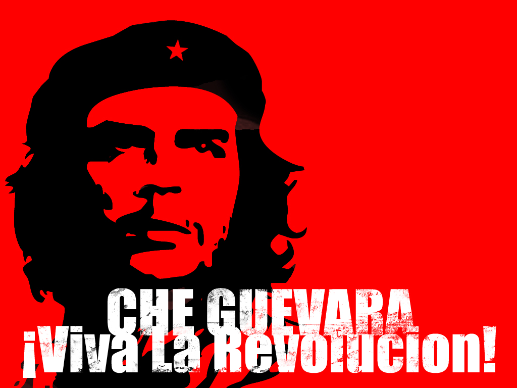 Che Guevara Wallpaper   QyGjxZ 1024x768
