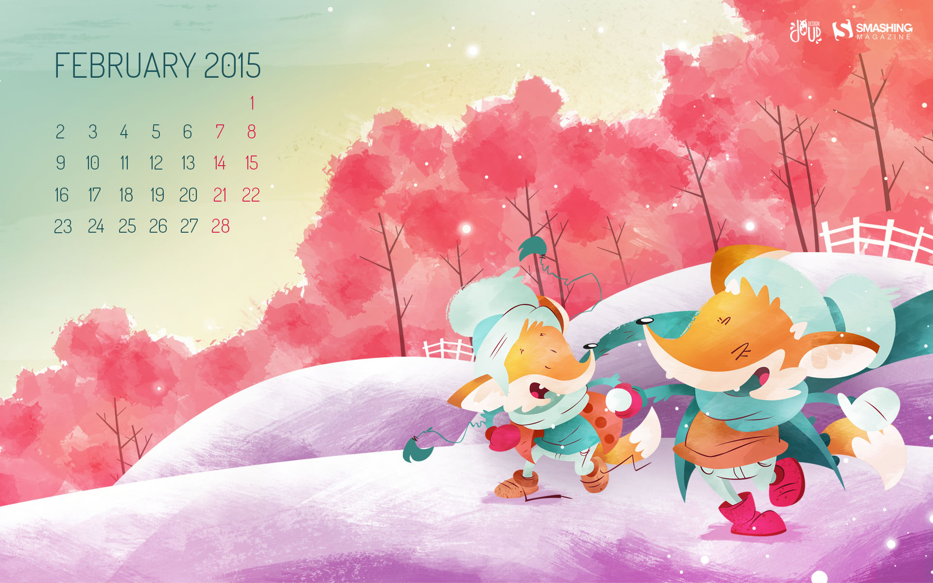 Desktop Wallpaper Calendars February 2015 Smashing Magazine 1920x1200