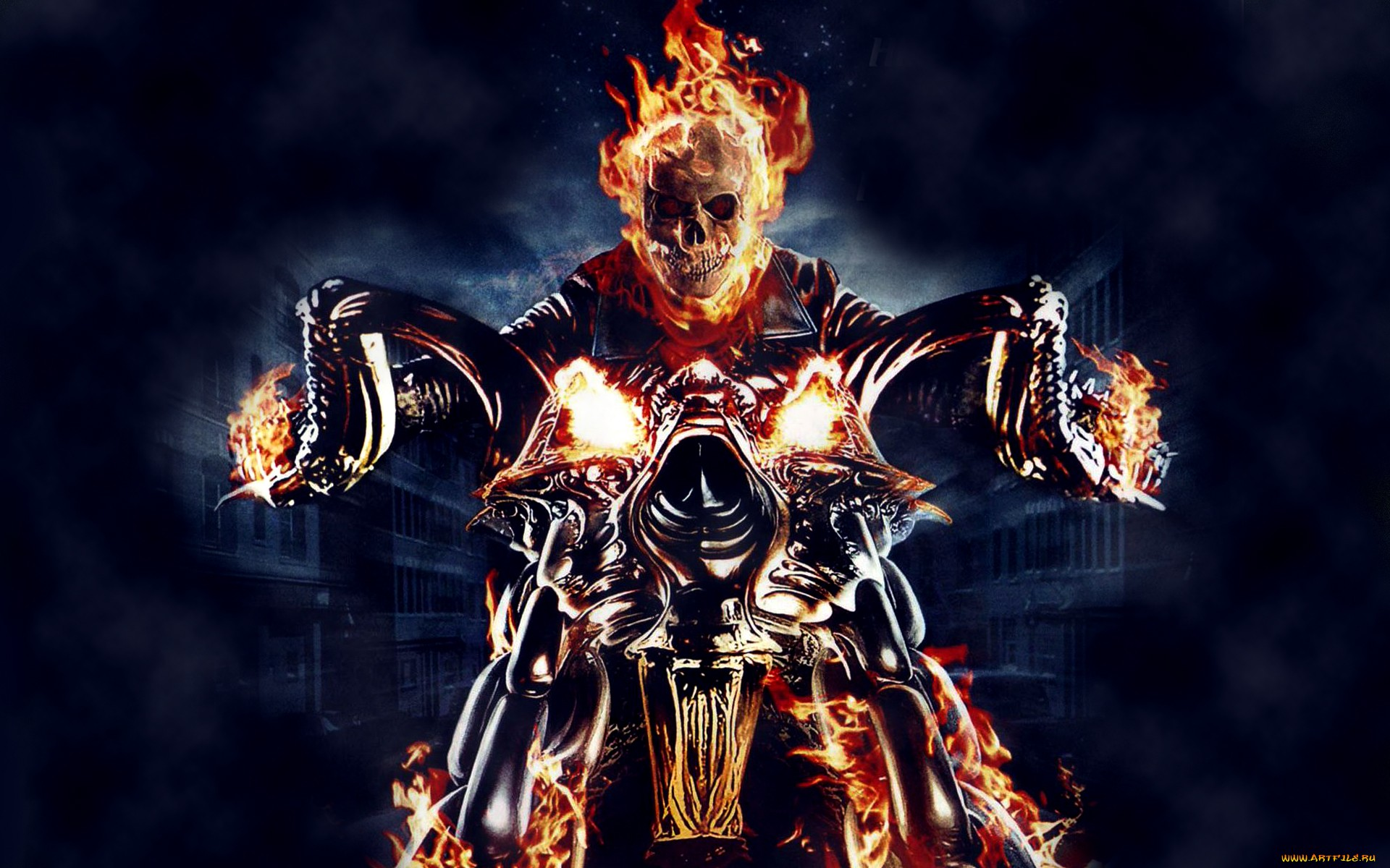 Ghost Rider Computer Wallpapers Desktop Backgrounds 1920x1200 ID 1920x1200