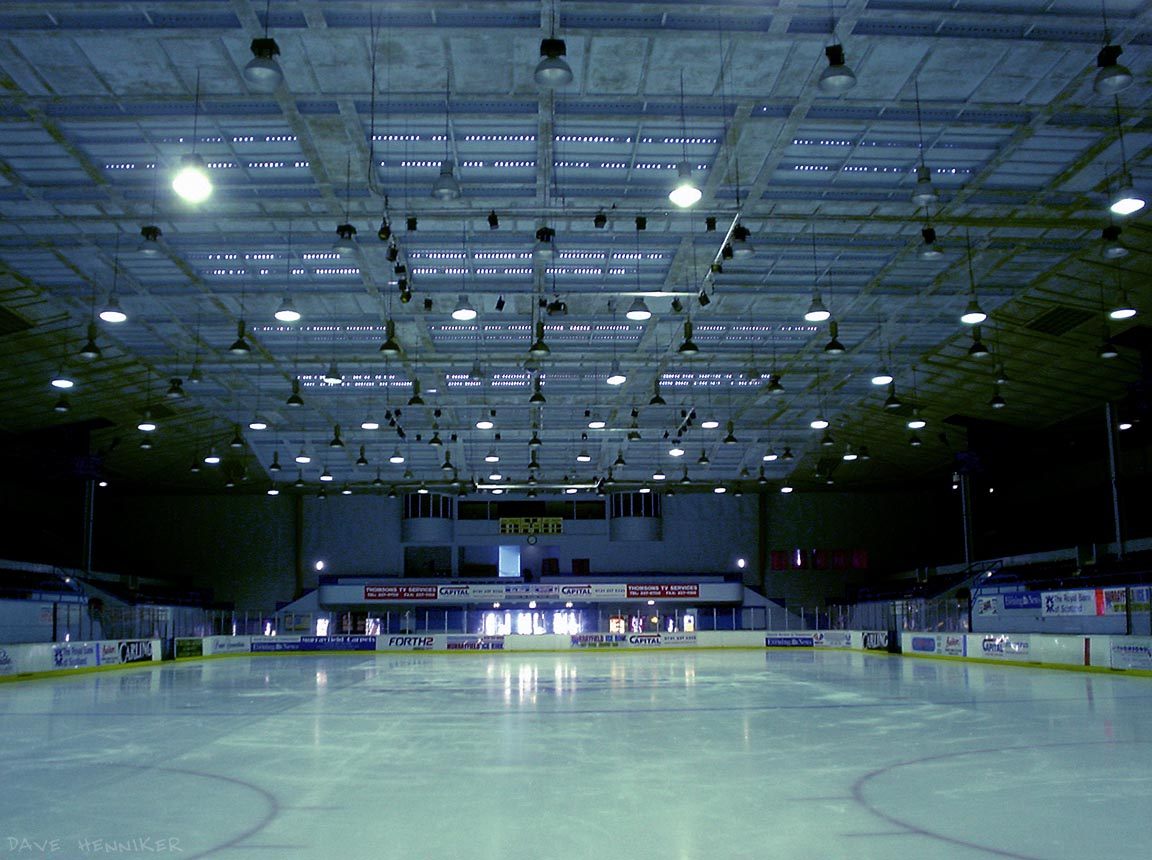Hockey Rink Wallpaper ...