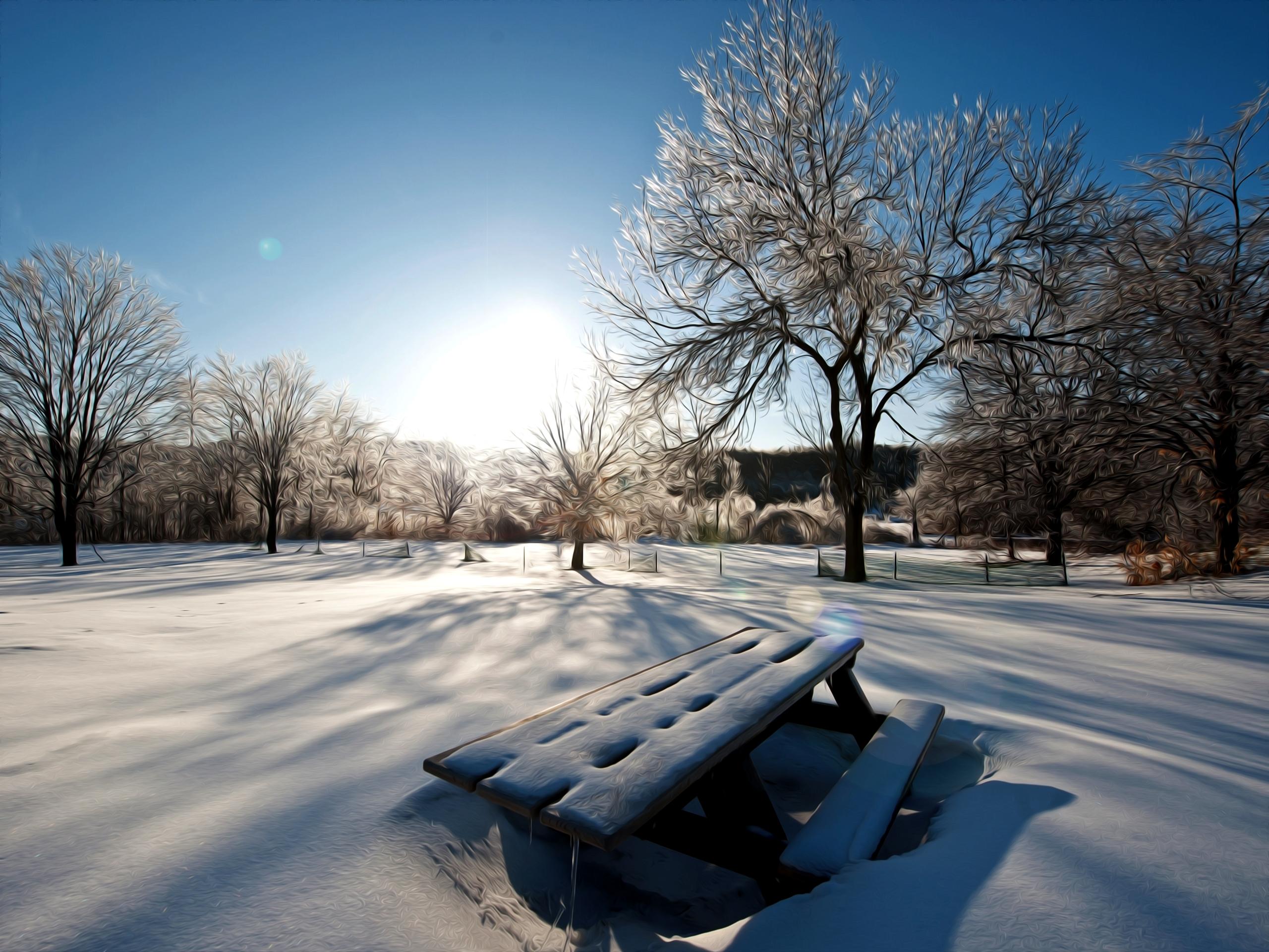 Winter Nature Snow Scene 008jpg 2560x1920