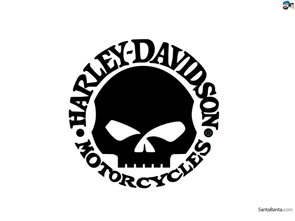 Harley Davidson Fancy Logo