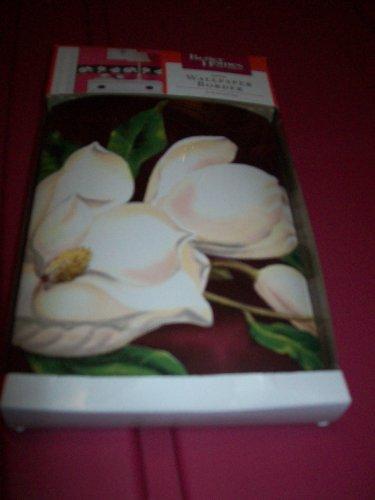 wallpaper border magnolia wallpaper border magnolia model bh11 089 375x500
