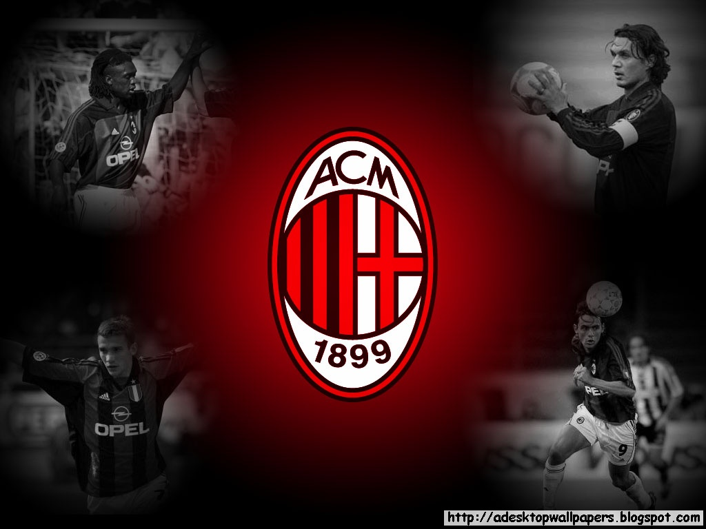 Ac Milan Football Club Wallpapers, PC Wallpapers, Free Wallpaper ...