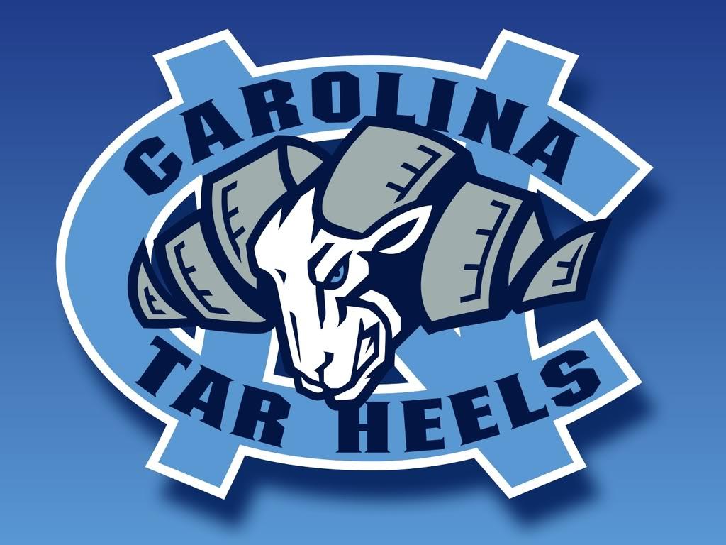 University of North Carolina Tar Heels Logo HUNT LOGO 1024x768