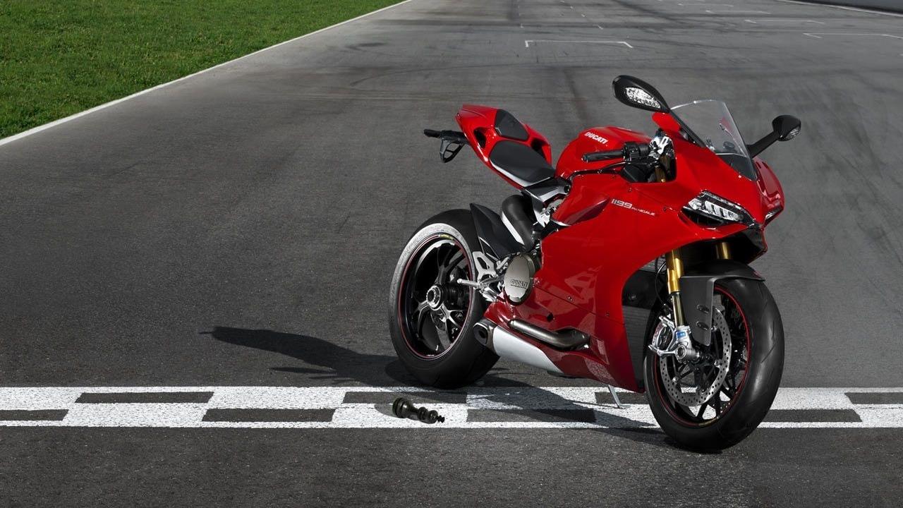 Ducati 899 Panigale Bike Widescreen Wallpaper 1280x720