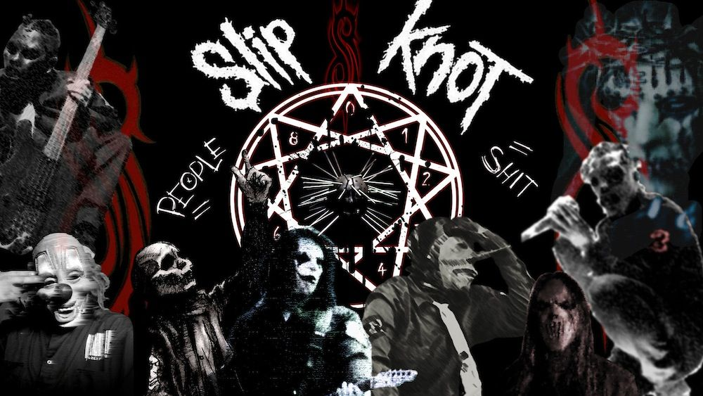 Slipknot Logo Wallpapers 2015 1000x563