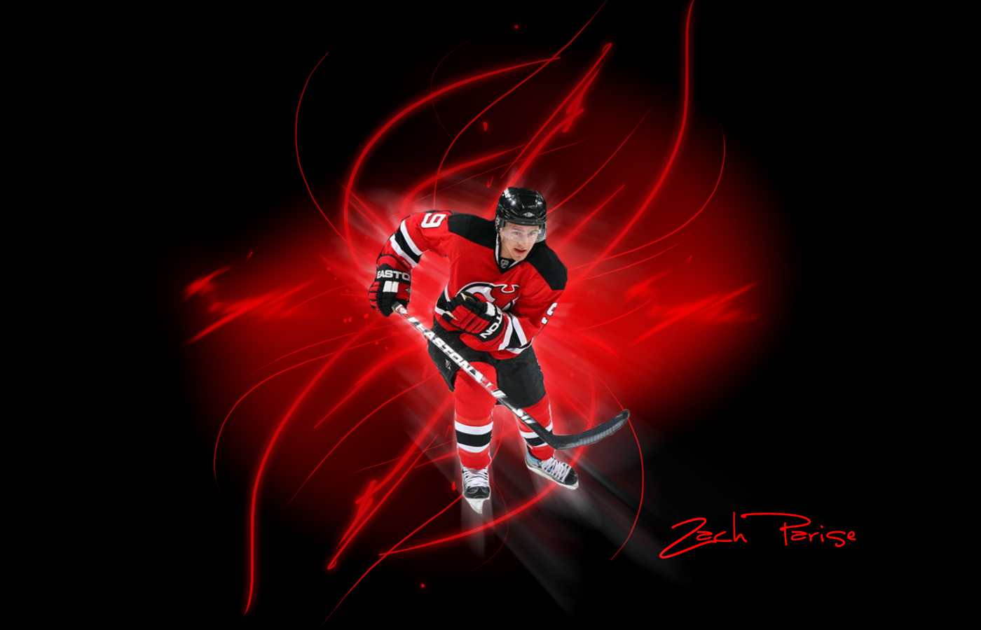 The NHL images Zach Parise Wallpaper HD wallpaper and background 1400x900