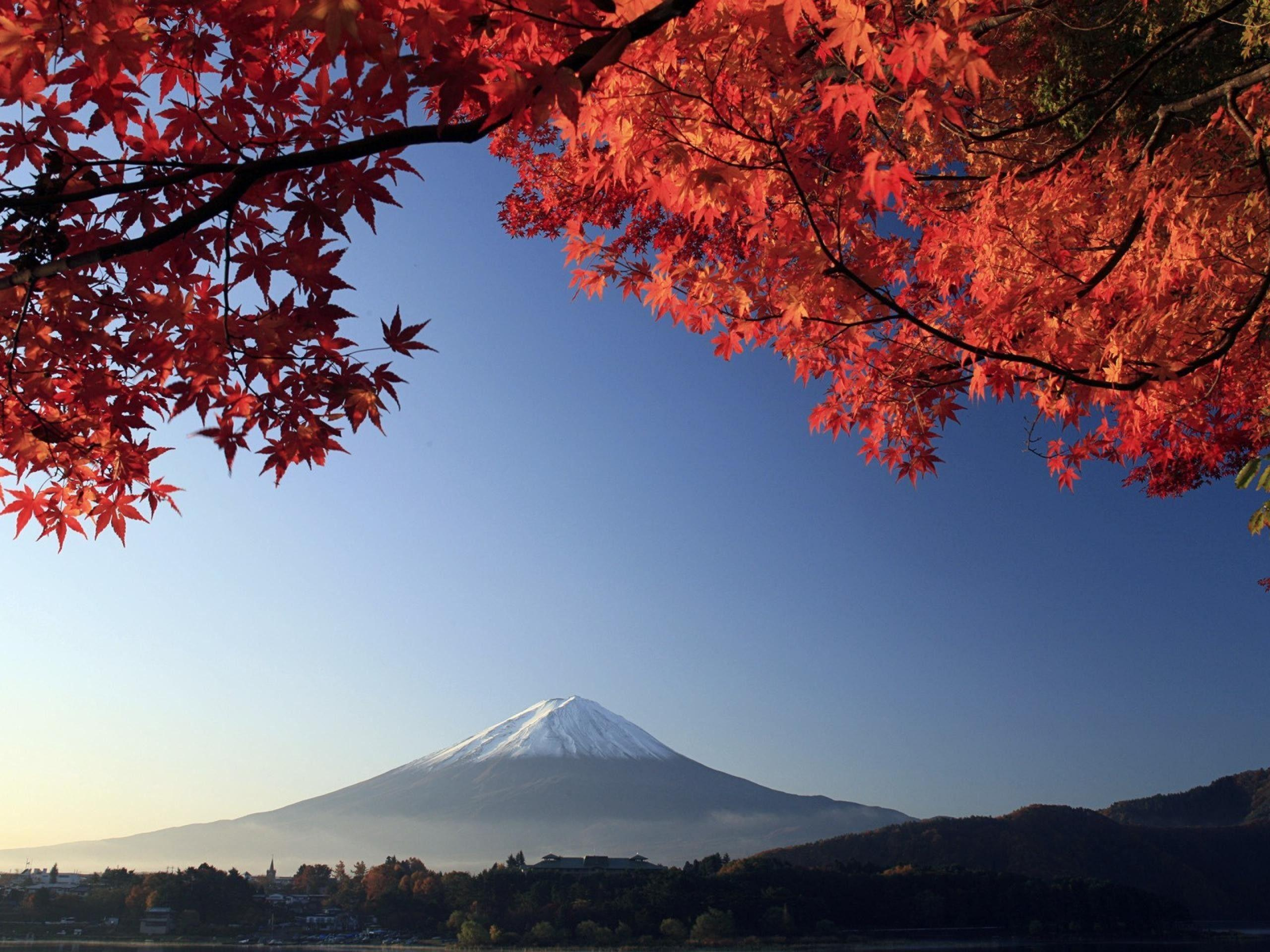 Japanese Landscape Wallpapers 2560x1920