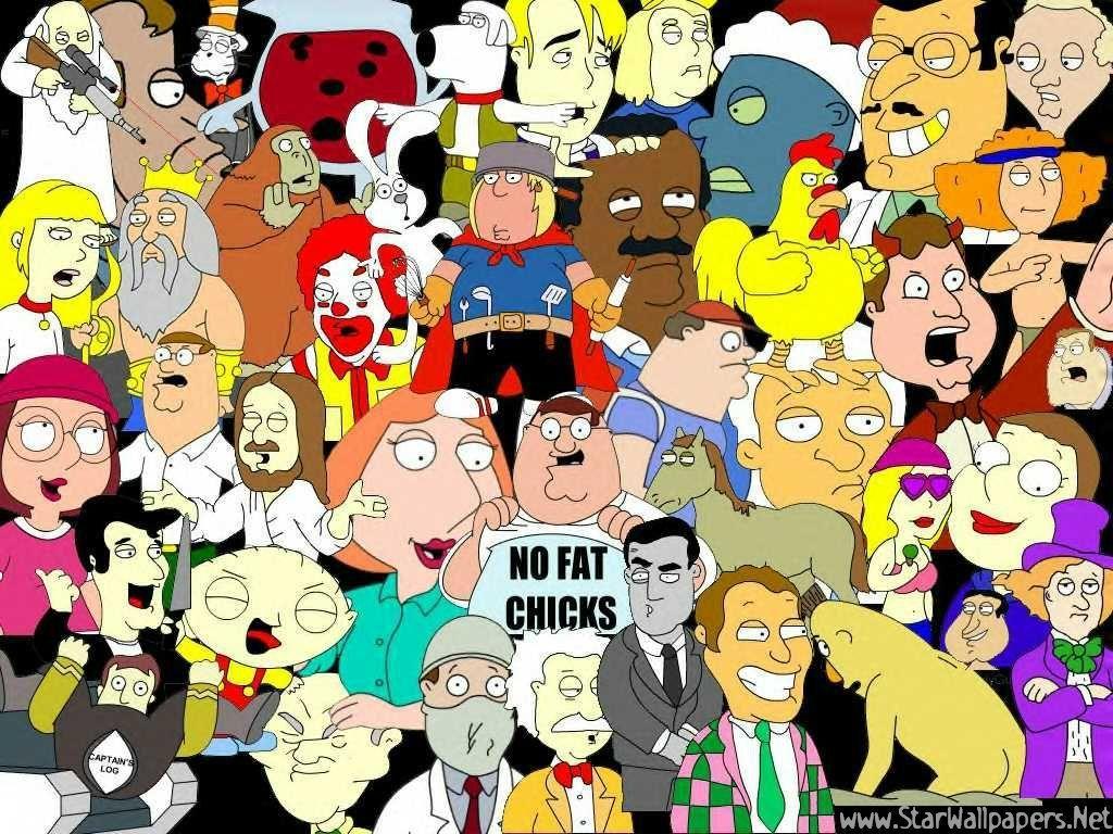 74 Family Guy Wallpapers On Wallpapersafari