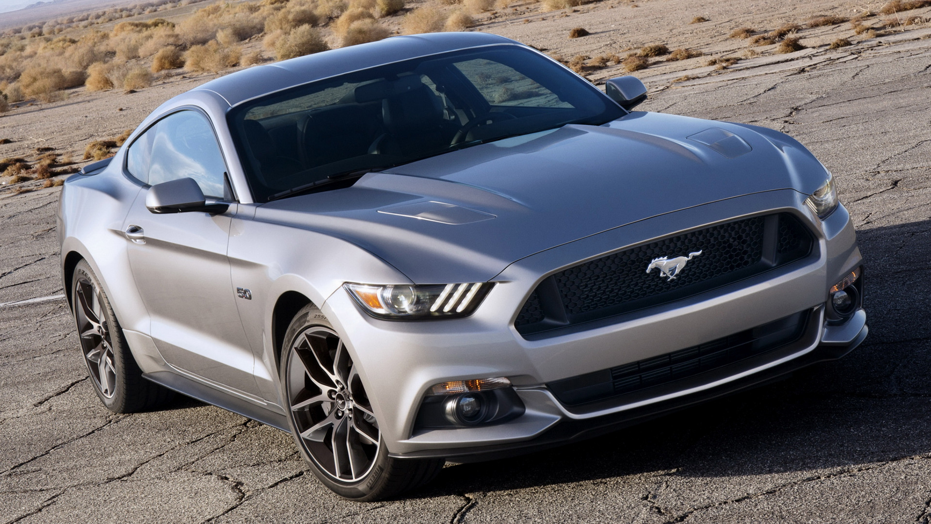 Ford Mustang GT Fastback 2015 Wallpapers and HD Images 1920x1080