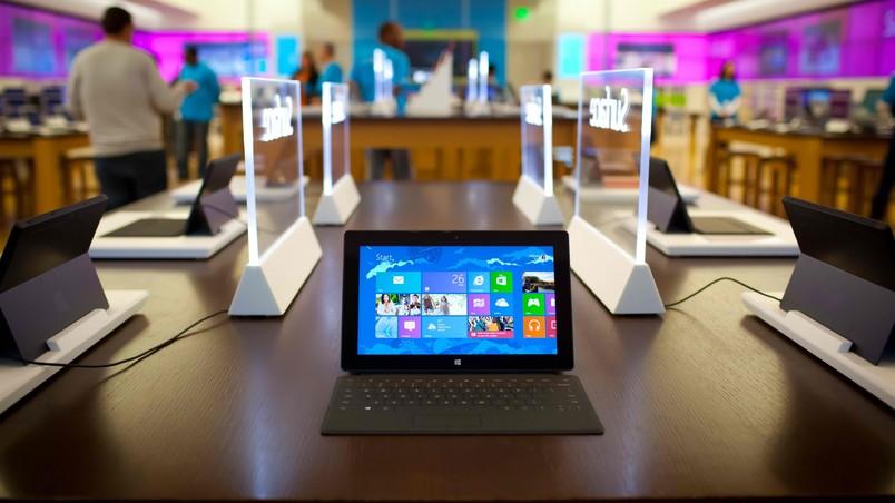 Microsoft Surface Pro Windows 8 Tablet HD Wallpaper - WallpaperFX