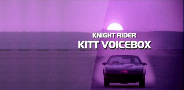 First ever Knight Riders KITT KARR voice box and Speedometer for 705x345
