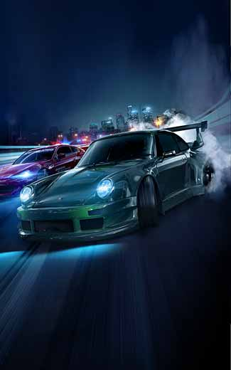 Need for Speed mobile wallpaper or background 01 325x520