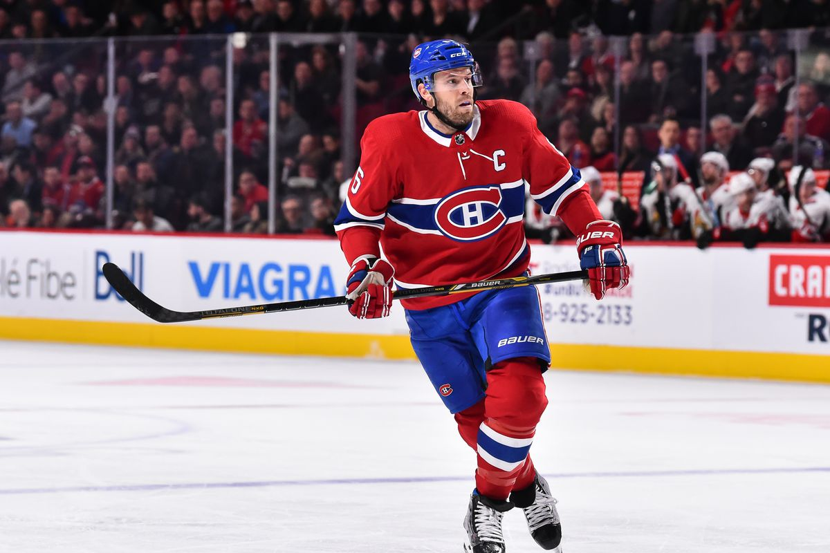 Habs Headlines Shea Weber restoring order to the Canadiens blue 1200x800