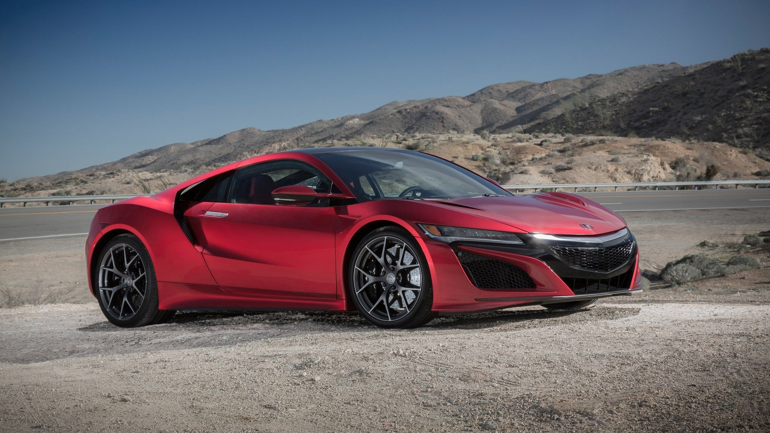 Acura Nsx Backgrounds 2560x1440