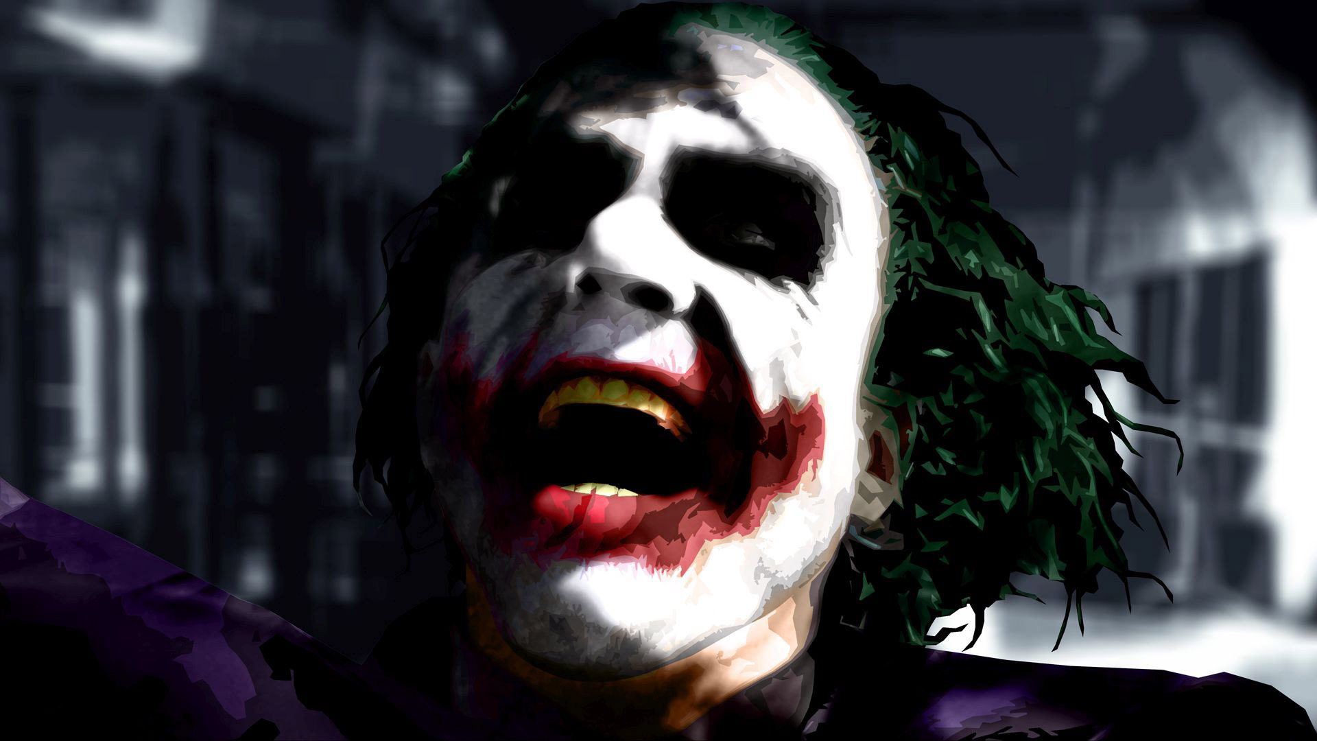 The Joker   The Dark Knight wallpaper 20417 1920x1080