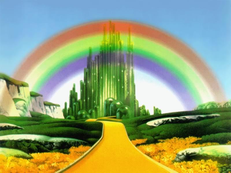 Wizard Of Oz Emerald City Background Emerald city w wizard of oz 800x600
