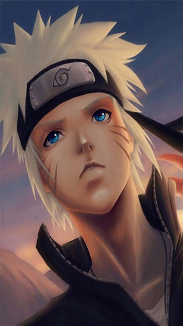 Naruto Painting 2 HD iPhone Wallpapers iPhone 5s4s3G Wallpapers 640x1136