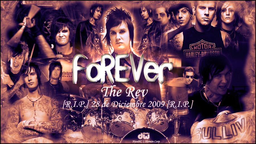 Forever The Rev [wallpaper] the rev   forever 900x506