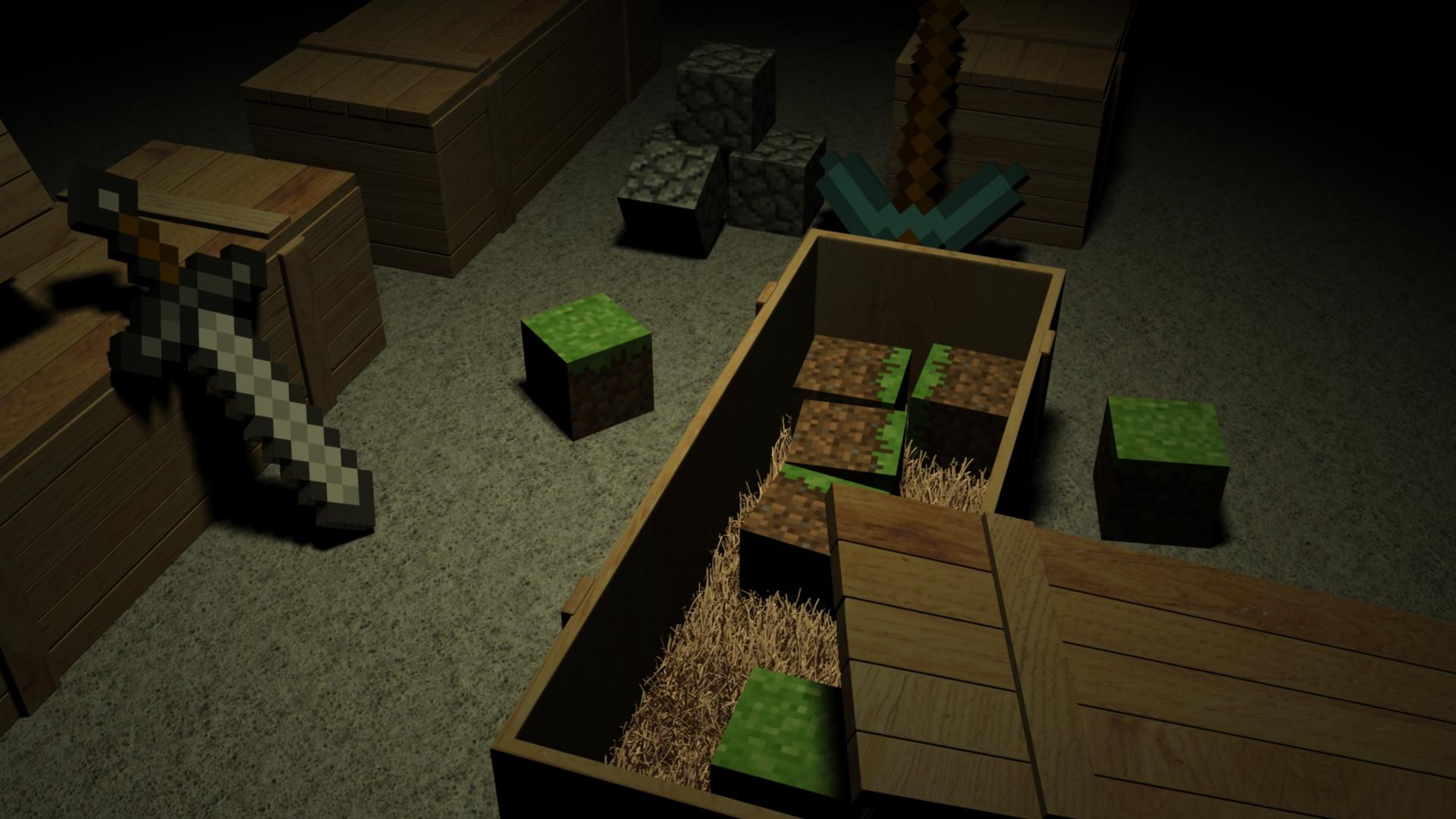 Minecraft Wallpapers Hintergr252nde 1920x1080 ID423532 1920x1080