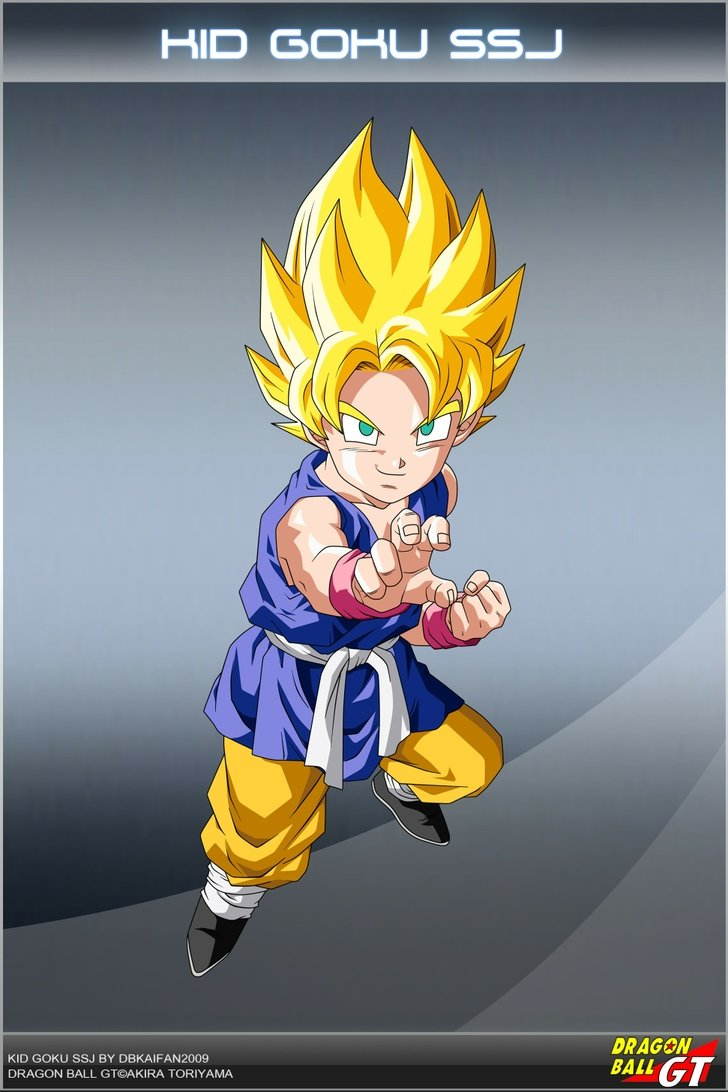Goku gt wallpapers wallpapersafari - Dragon ball gt goku wallpaper ...