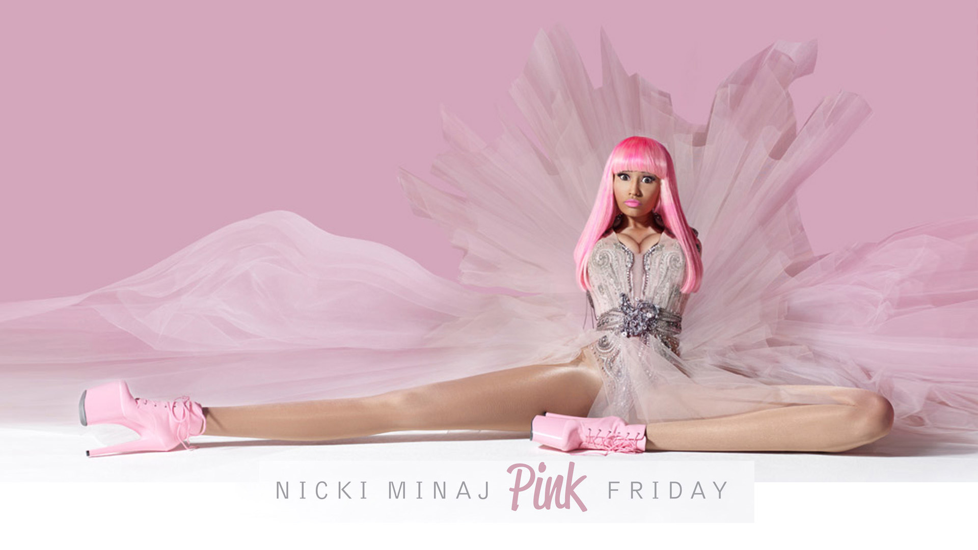 Pink Nicki Minaj Wallpapers Pink Nicki Minaj HD Wallpapers 1920x1080