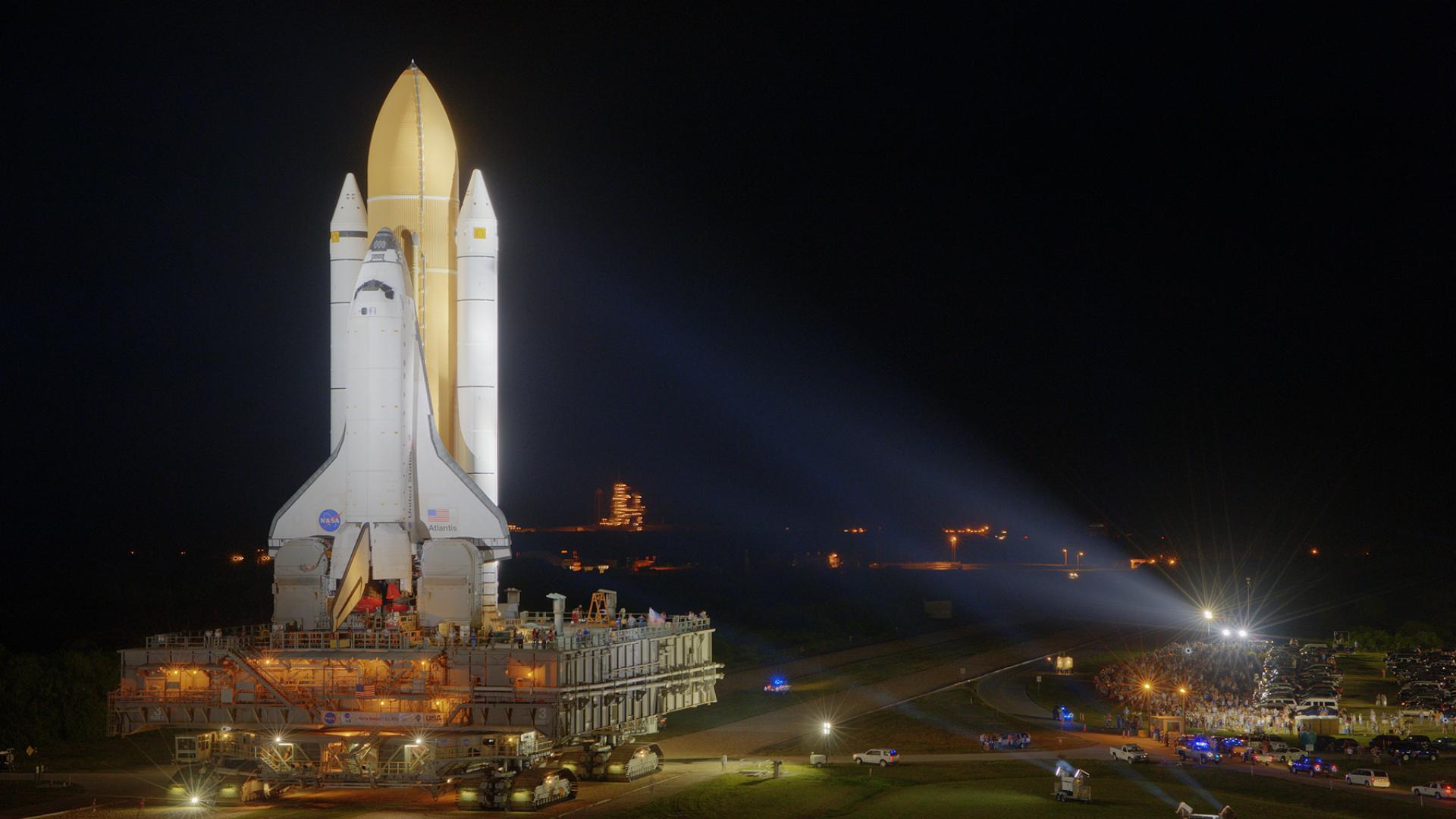 space shuttle atlantis rocket launcher HD (16:9): 1280x720 1366x768 ...