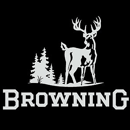 Browning Deer   Cool Graphic 500x500
