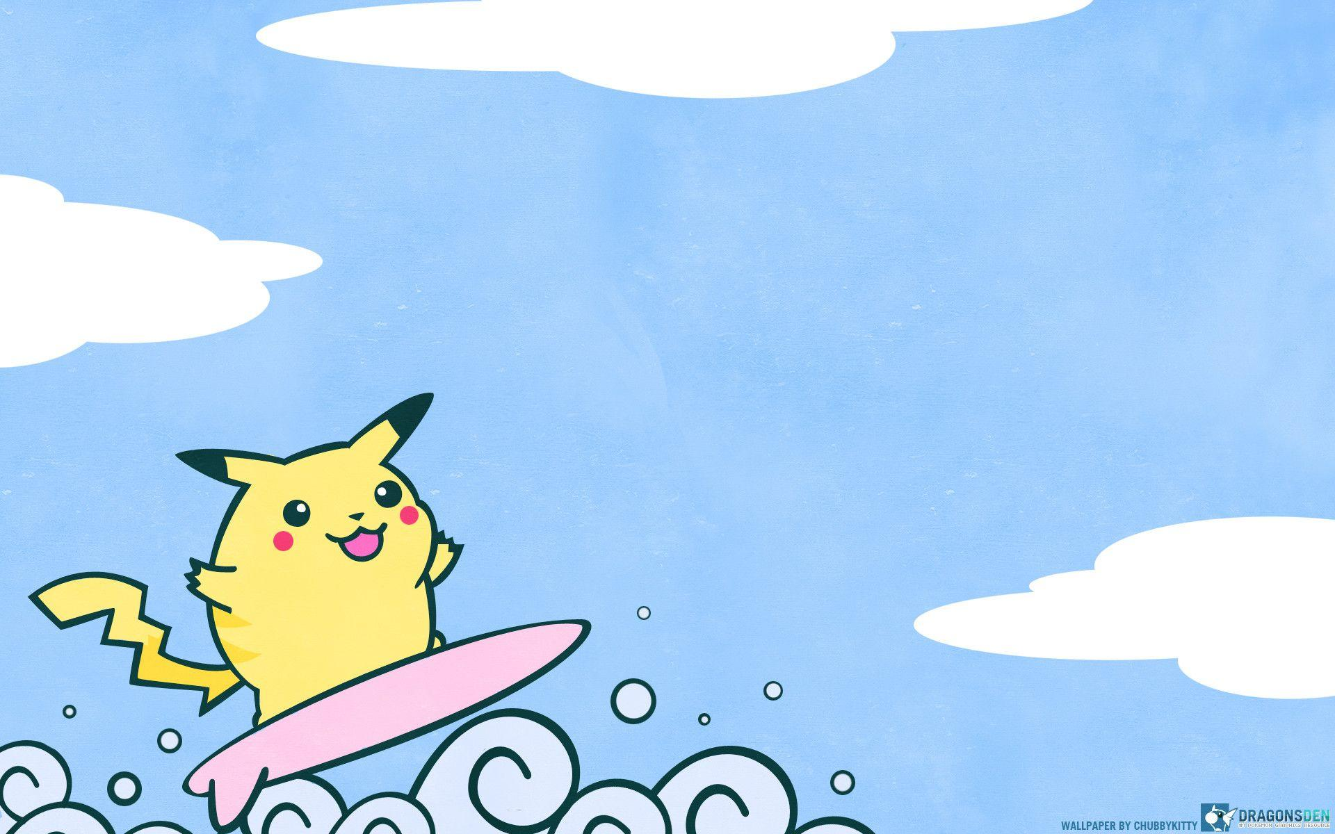 Cute Pokemon Backgrounds 1920x1200