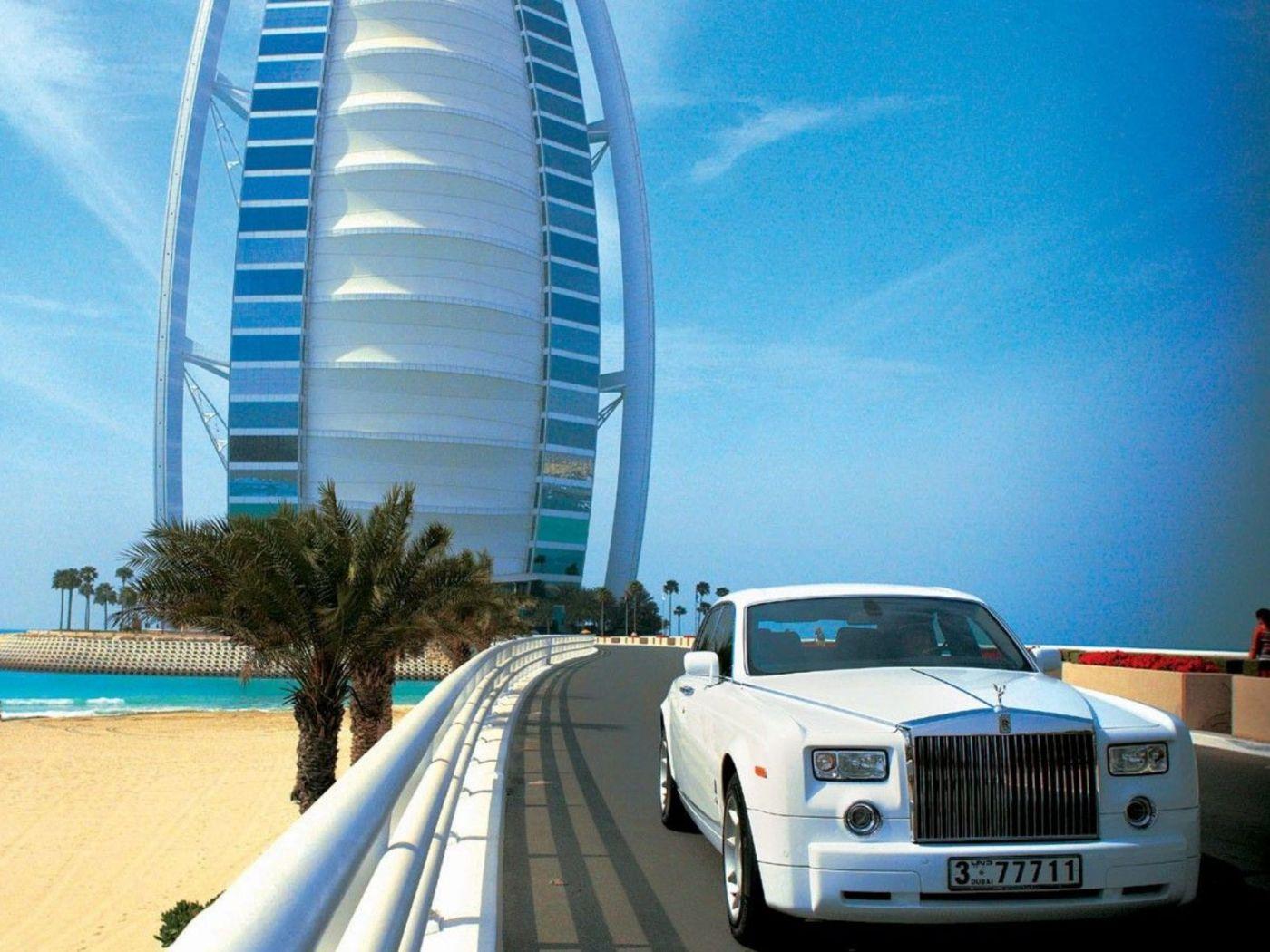 Dubai Arhitectur Wallpaper 1400x1050