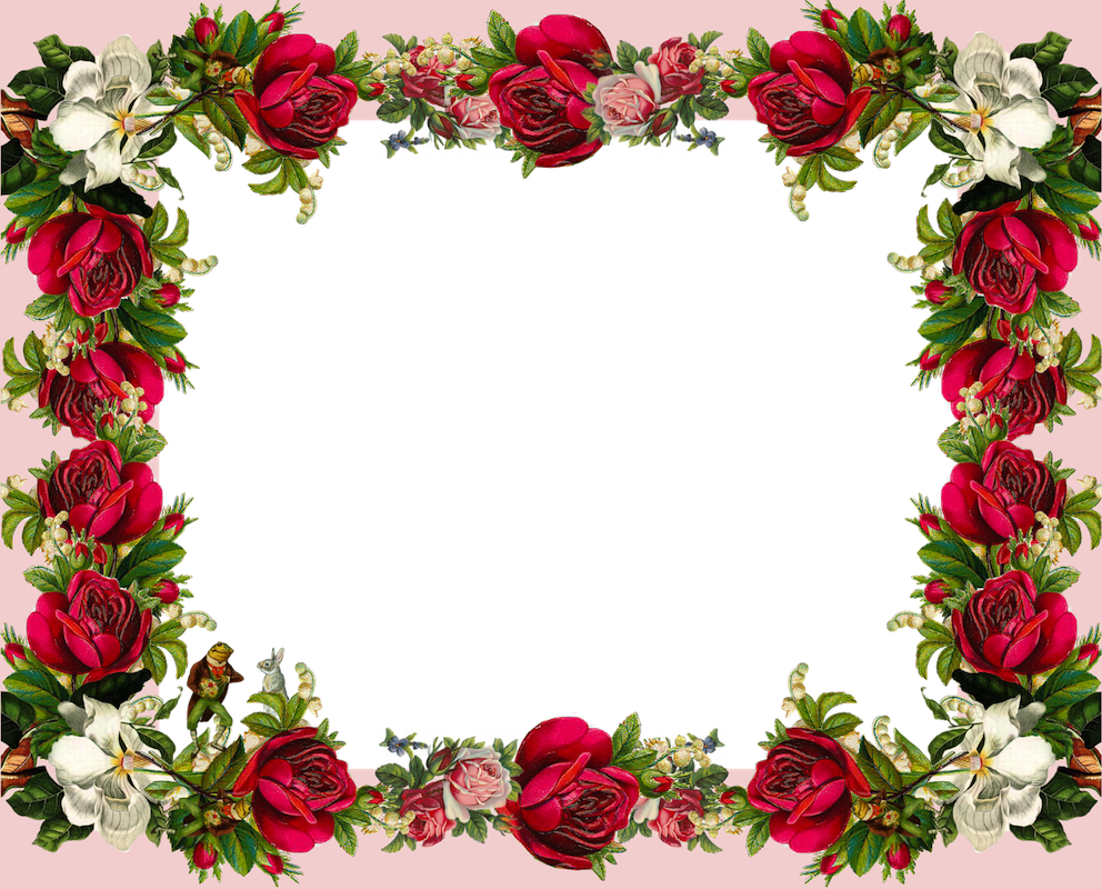 flower frame HD Wallpaper and Download Wallpaper We Heart It 992x800