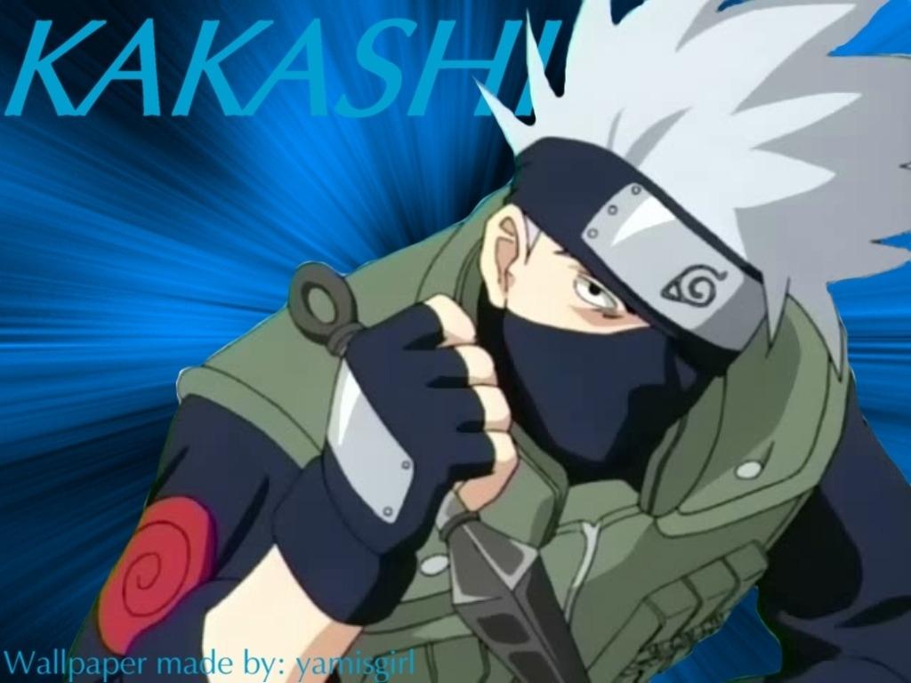 Kakashi  sensei   Kakashi Wallpaper 22605324 1024x768