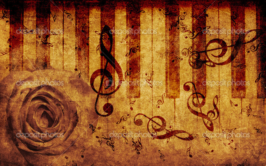 Vintage Music Backgrounds HD The Art Mad Wallpapers 1024x640