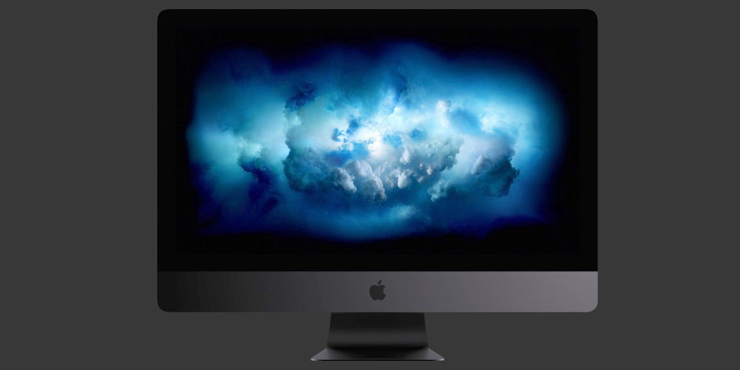 iMac Pro includes a stormy new macOS desktop wallpaper download 1500x750